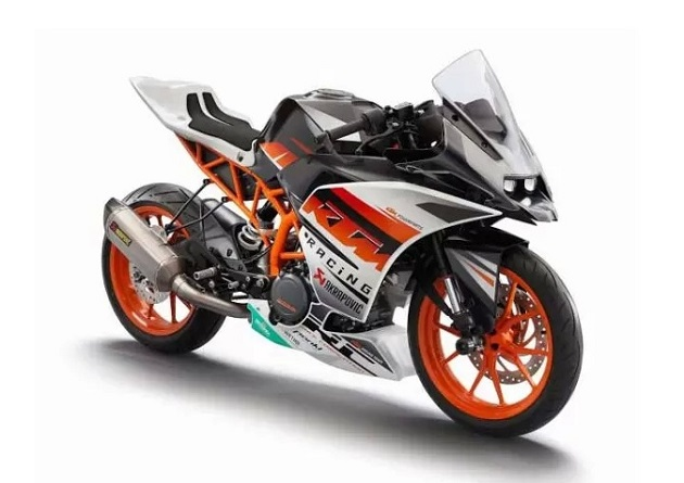 KTM RC 390 Cup Racebike